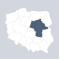 mazowszemapa