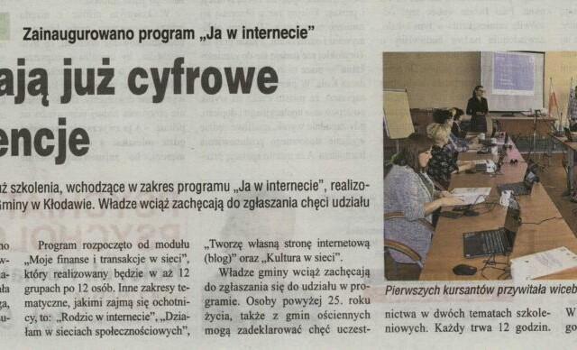 05.06.2019 - Urząd Miasta i Gminy Kłodawa