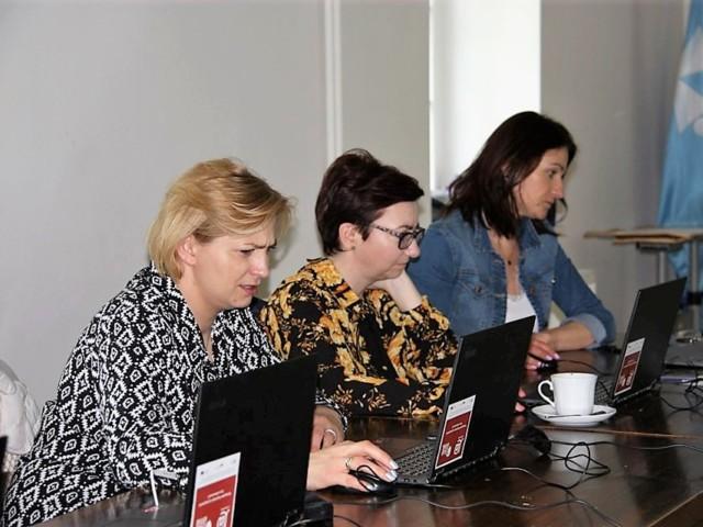 Brudzew - Gmina Brudzew w partnerstwie z Turecka Izba Gospodarcza z sukcesem realizuje projekt Ja w internecie 3