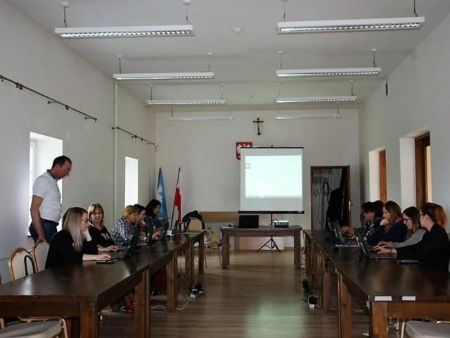 Brudzew - Gmina Brudzew w partnerstwie z Turecka Izba Gospodarcza z sukcesem realizuje projekt Ja w internecie 4