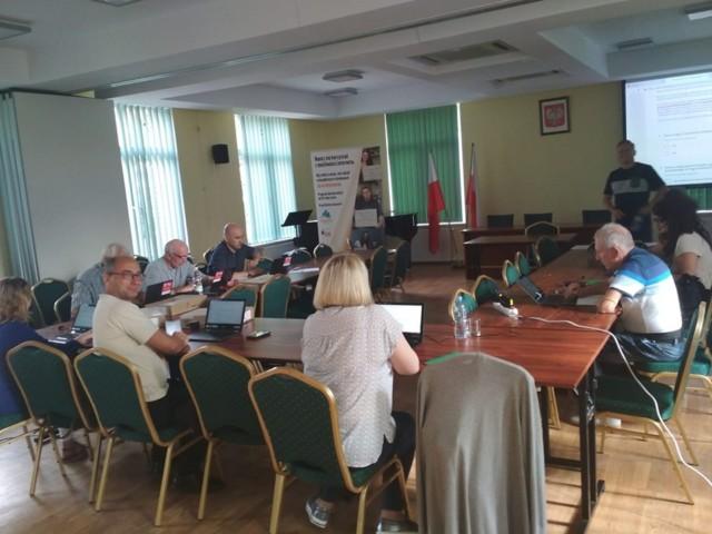 Dywity Gmina - 23 lipca 2019 - jedno z ostatnich szkoleń
