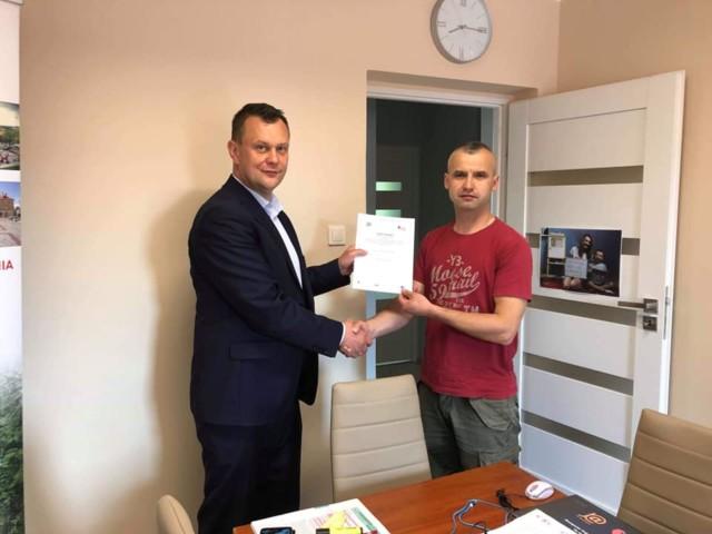 Skaryszew gmina kwiecień 2019 12