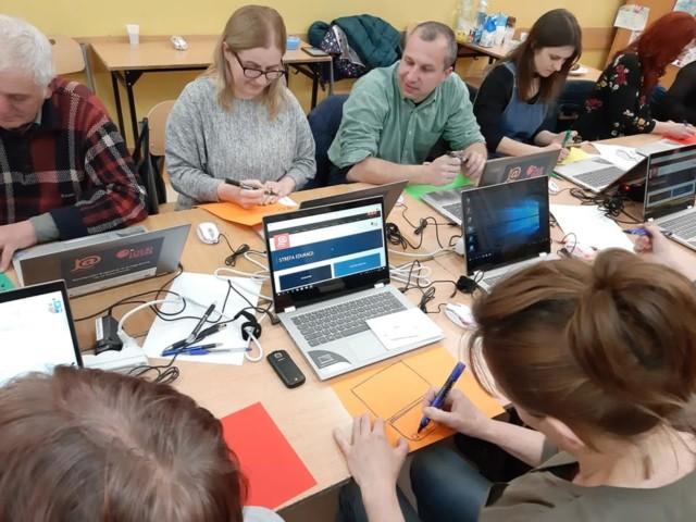 Skaryszew_w szkole w Makowcu zakończyło się kolejne szkolenie Kultura w sieci4