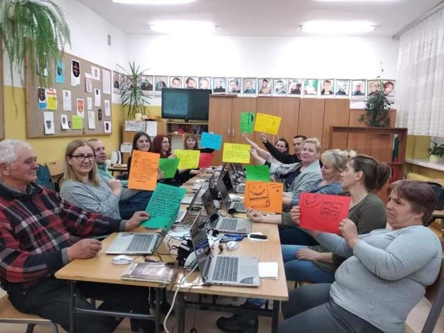 Skaryszew_w szkole w Makowcu zakończyło się kolejne szkolenie Kultura w sieci8